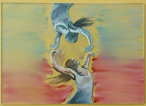 """Ace's Art Exhibition: Destiny Mitchell's """"Soul Dancer"""""""