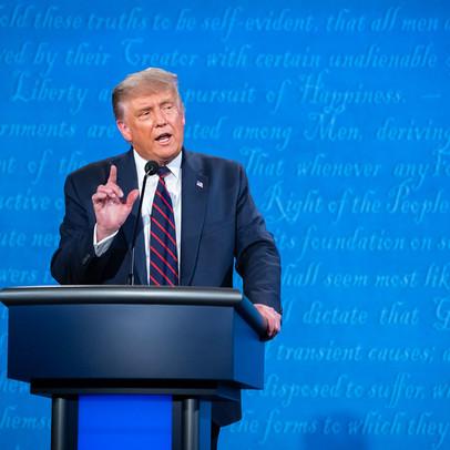 Presidential Debate Illustrates Trump's Lack of Decorum and Decency