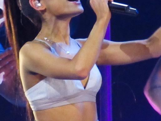 "Ariana Grande Releases New Album ""Positions"""