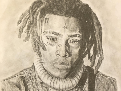 "Ace's Art Exhibition: Dat Dang's ""Xxxtentacion"""