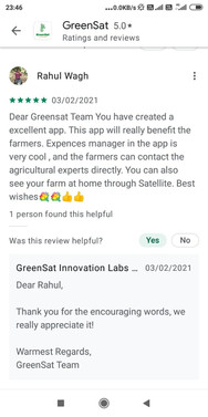 Play Store App Review