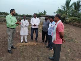 Farmer group interview