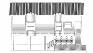 Waterfront stilt home contruction citrus county
