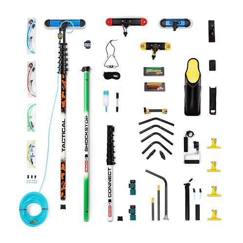 Reach-iT Tactical Elite Pack (inc Radial Brush)