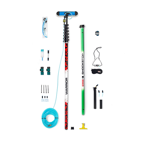 Reach-iT Warrior Power Pack (inc Radial Brush)