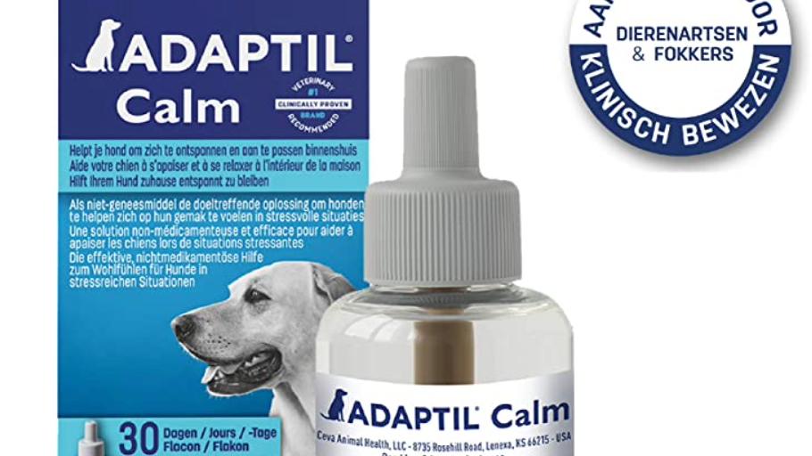 Sausage Dog Box Adaptil Calm Home 30-Day Refill