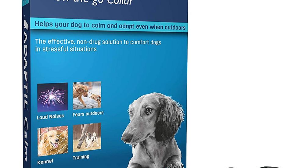 Sausage Dog Box Adaptil Calm On-the-Go Collar