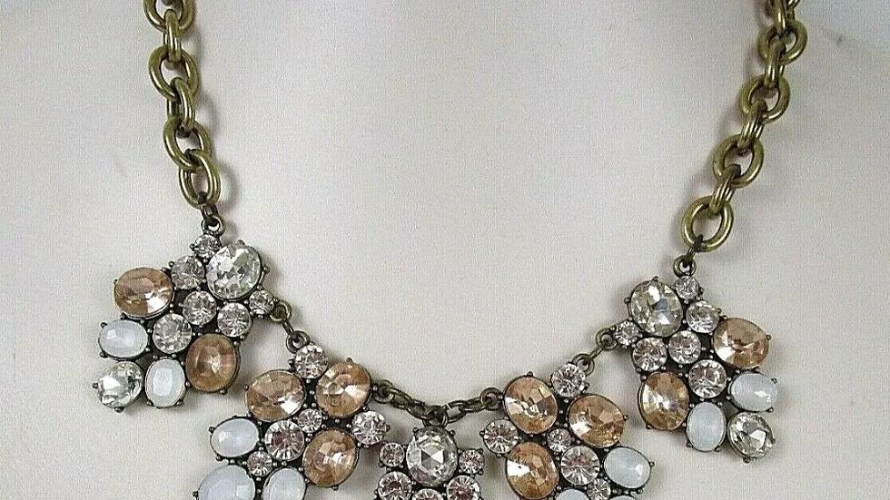 Ladies Fashion Statement Necklace