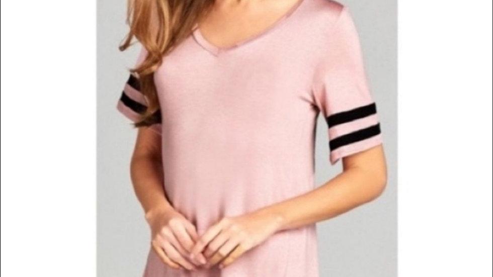 Ladies Varsity T-shirt  NWT