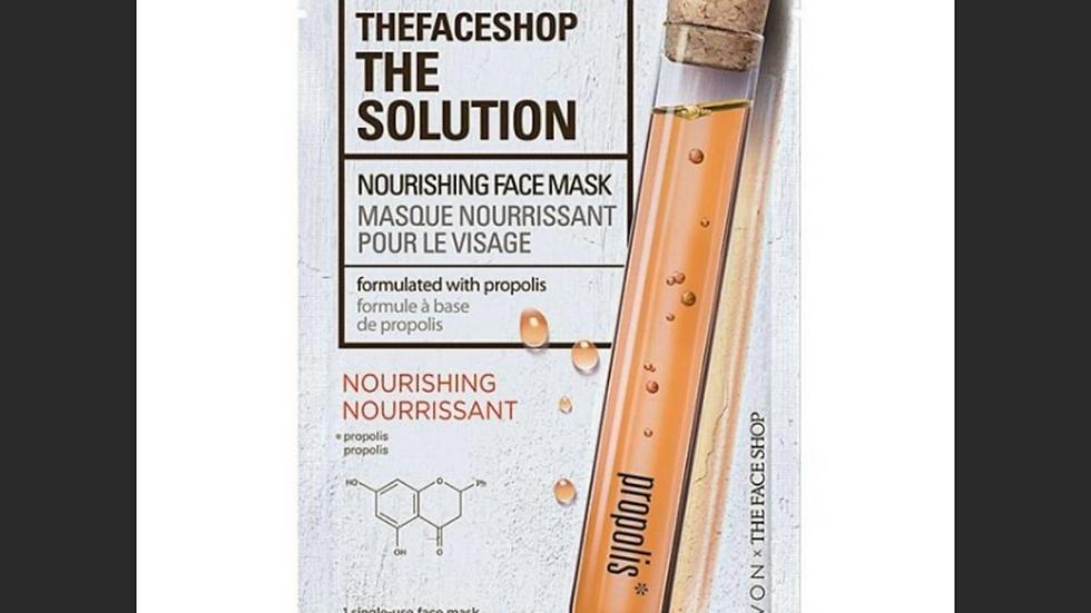 The Faceshop Nourishing Facemask