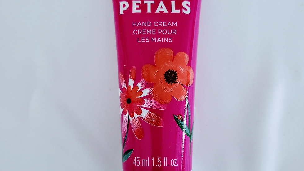 Avon Blushing Petals Hand Cream NWT