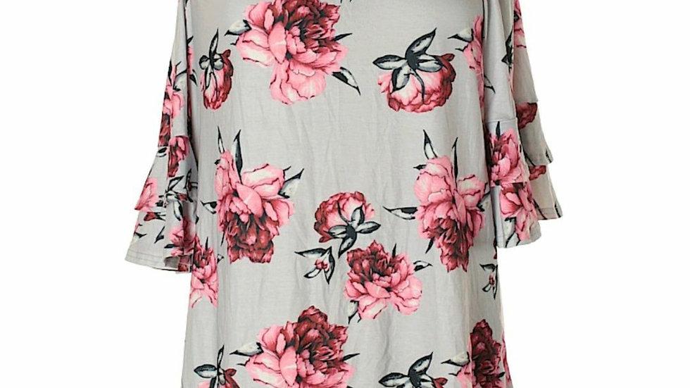 Ladies off shoulder blouse