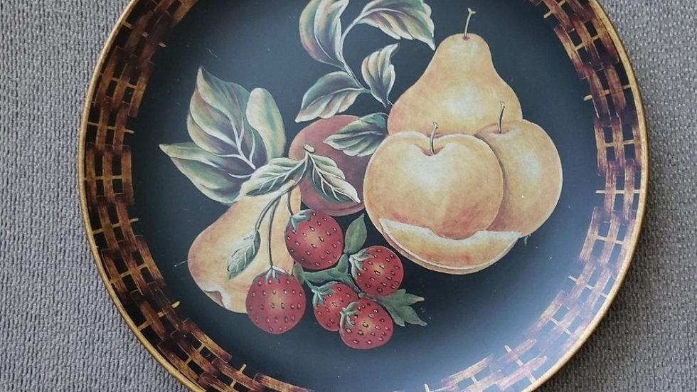 Decorative Fruit Plate