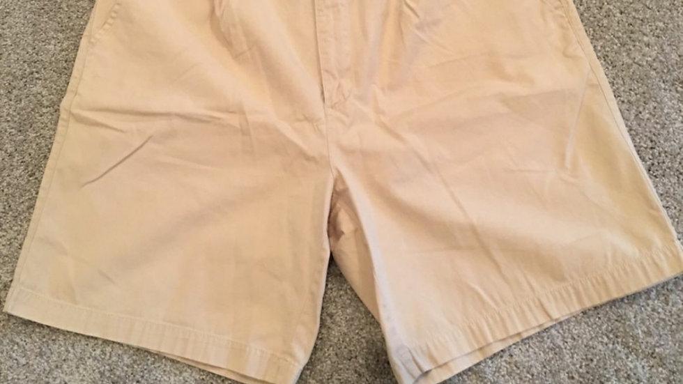 Tommy Hilfiger Mens Khaki Shorts