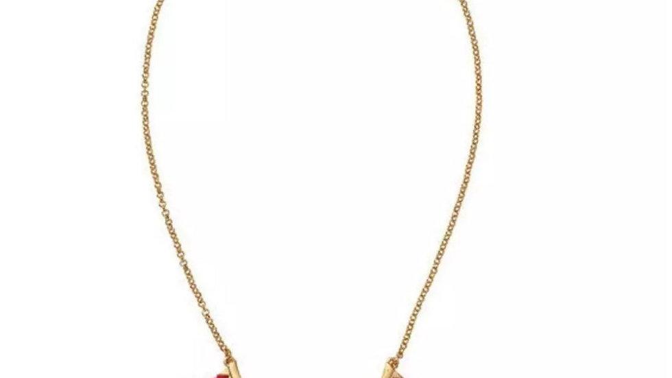 Stella & Dot Eden Tassel Necklace