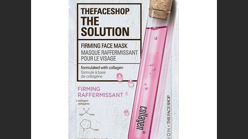 The Faceshop Firming Face Mask
