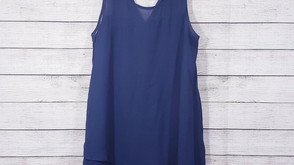 By & By Sleeveless Blouse