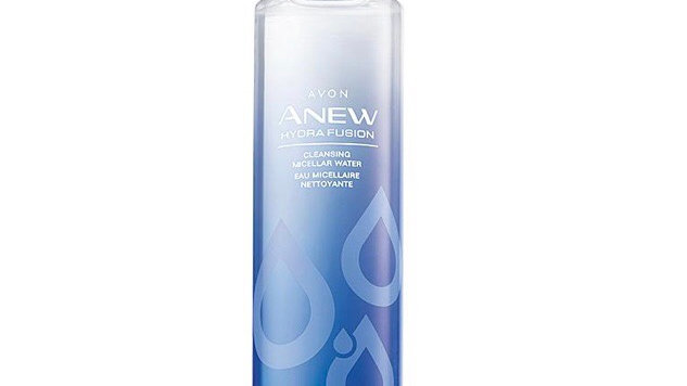 Avon Anew Hydra Fusion Cleansing Micellar Water NEW