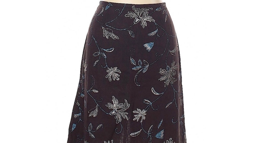 Giorgio Fiorlini Floral Skirt