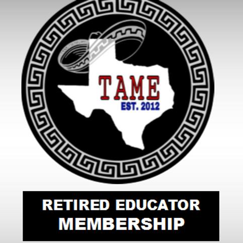 Retired Educator Membership