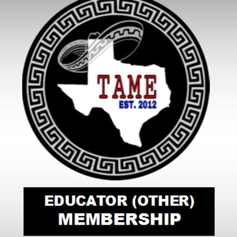 Educator (Other) Membership