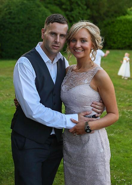 Scott & Charleine Wain, Marbella, Malaga Weddings