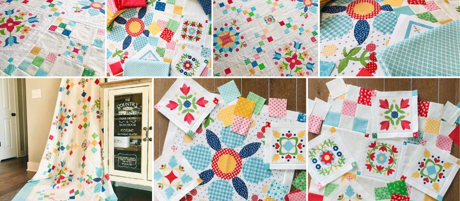 Free Quilt Pattern - Summer Bound