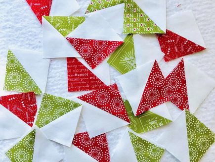 Christmas Tree Mix QAL: Week 2