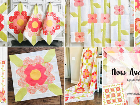Garden Side Pattern Release and Collaboration!