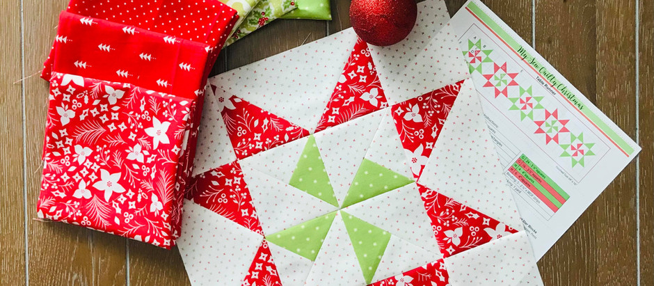 My Sew Quilty Christmas