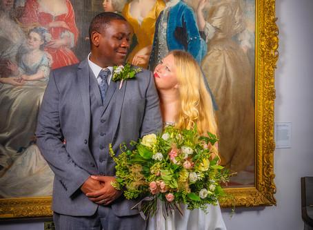 Wolverhampton Art Gallery, A Unique Wedding Venue