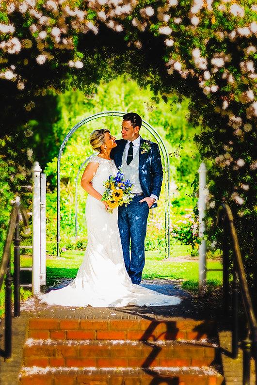 Staffordshire Wedding