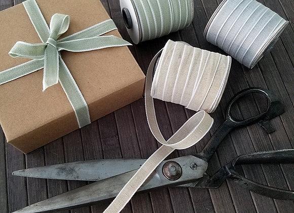 Tight Weave Italian Cotton Ribbon