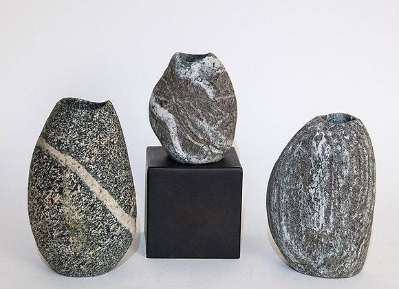 Natural Stone Vases