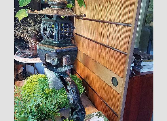 Tetsudouro (Iron Garden Lantern)
