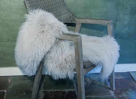 Luxurious Tibetan Lamb Throw
