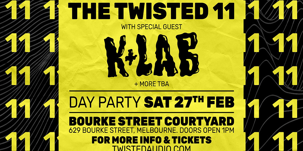 The Twisted 11
