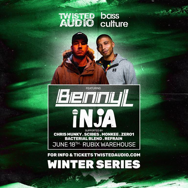 BENNY L & INJA