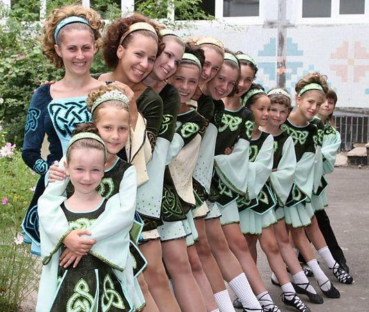 Школа ирландского танца Unicorn