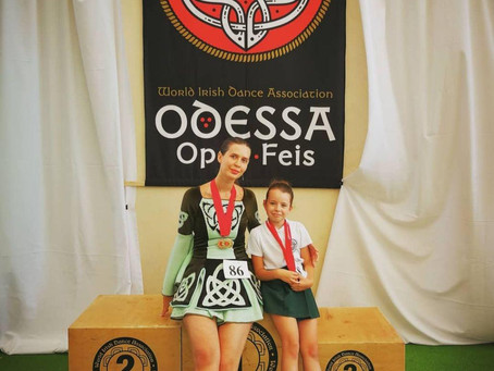 Odessa Open Feis