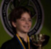 Никита Черноморд Чемпион Восточной Европы
