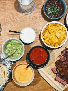 How I cook Tex-Mex using ingredients from a typical German supermarket.