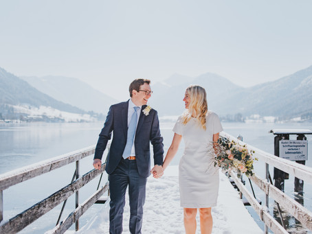 We got married during the pandemic in Schliersee, Germany... and it was perfect.