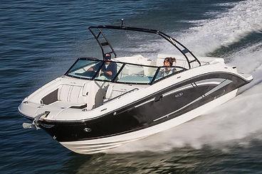 The Sea Guy 2019 Sea Ray SDX 270 Outboar