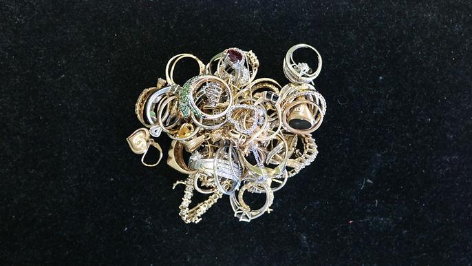 Gold Diamonds and Jewelry