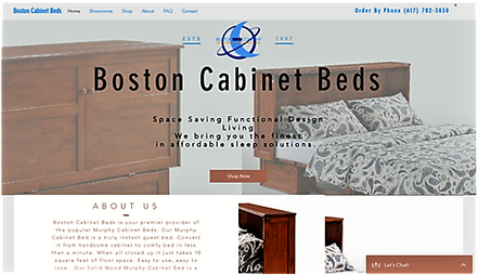 Boston Cabinet Beds