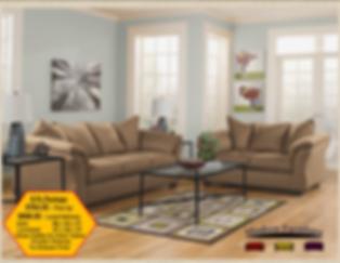 Modern Furniture & Mattresses 5-Piece-Living-Room-Group