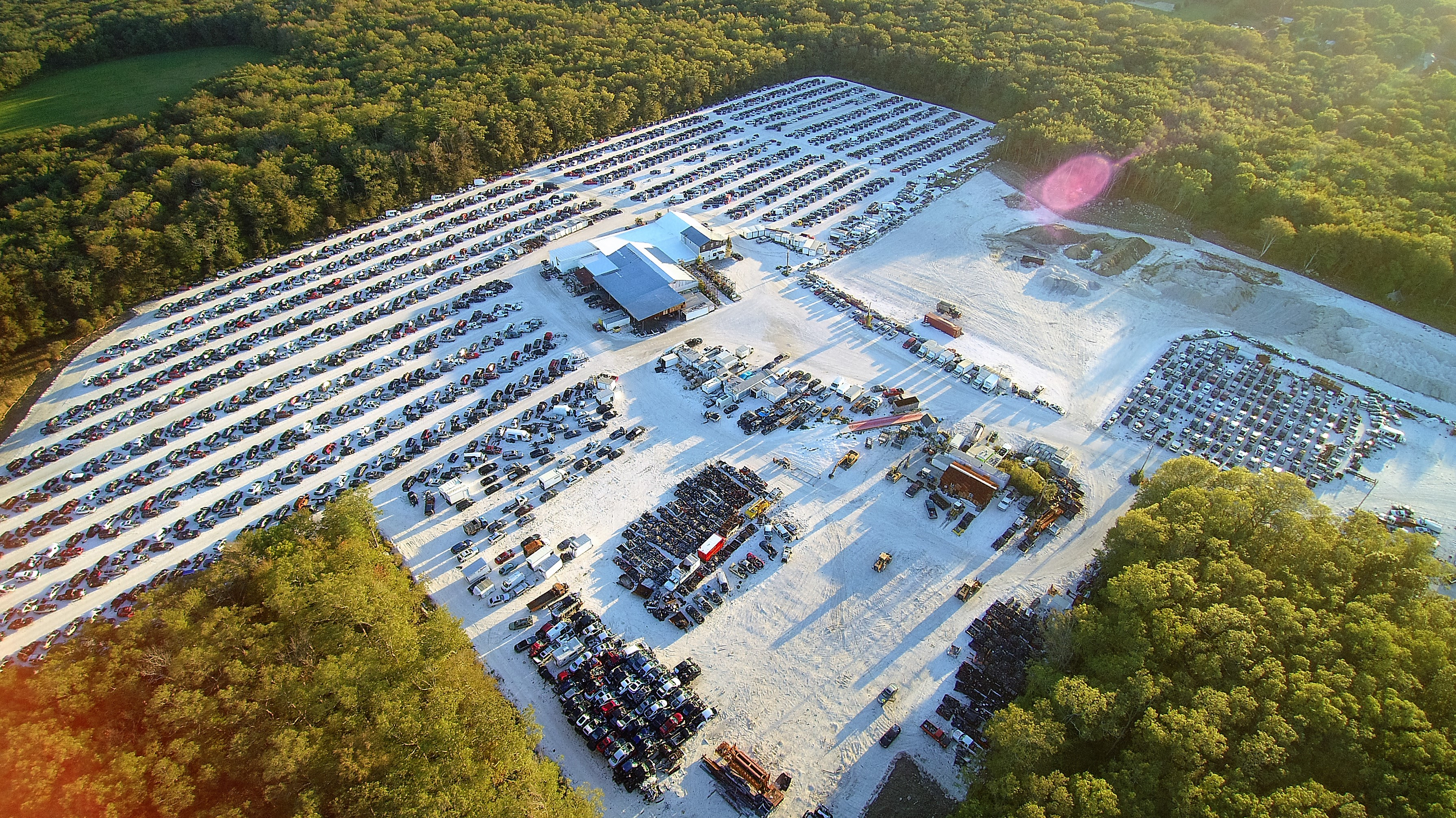 General Auto Parts >> General Auto Recycling Tiverton Ri Used Auto Parts Ma