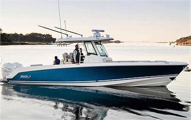 The Sea Guy 2018 Boston Whaler 330 Outra
