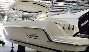 The Sea Guy 2018 Boston Whaler 270 Vanta